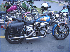 Harley Davidson - College /Cegep de Rimouski - Québec, Canada