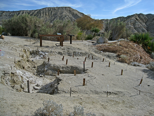 Wilhelm's Metate Ranch Dig (1603)