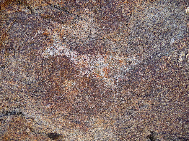 Wilhelm's Metate Ranch Petroglyph (2190)
