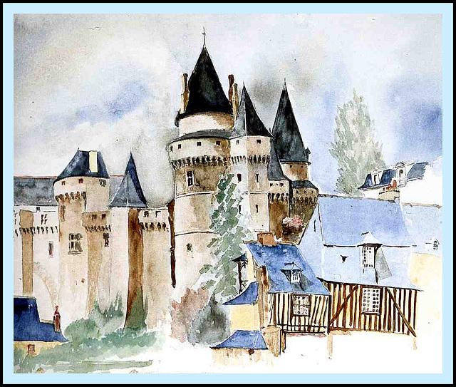 Château de Vitré, Ille & Vilaine