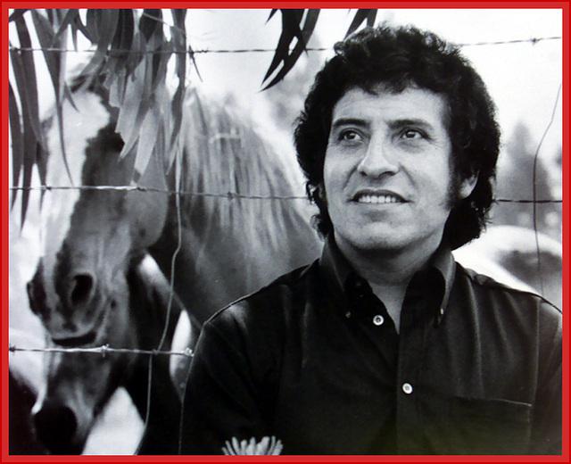 Victor Jara [1932-1973]