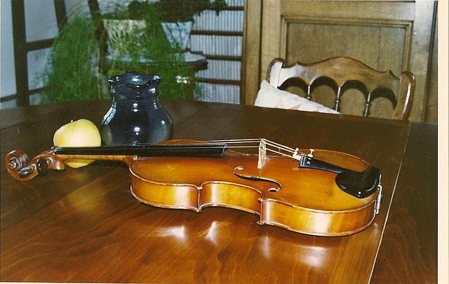 le violon de François