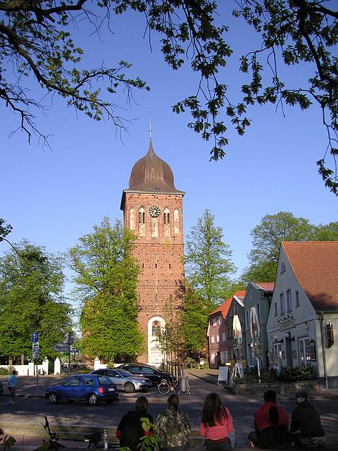 Rügen April - Mai 2007