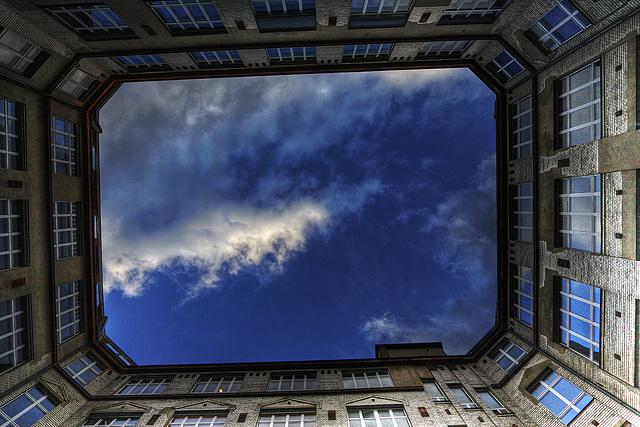 fenster zum himmel / window(s) to the sky