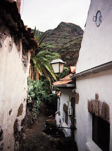 Gomera El Guro