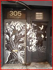 305 Church street  /   New-York city.