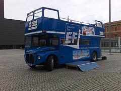Autobús-oficina.