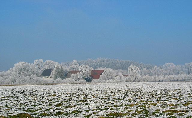 Rössler Hof im Winter -