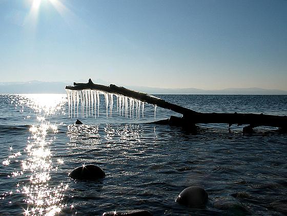 Der Kamm der Seejungfrau