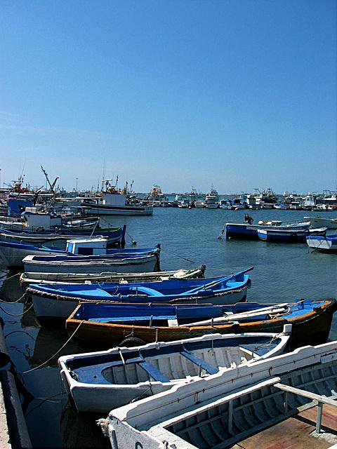 Sicilia - Portopalo Hafen