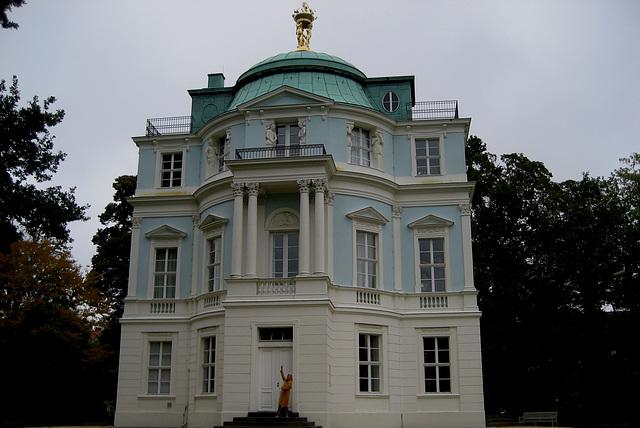 Berlin, Scholss Charlottenburg, Neuer Pavillon