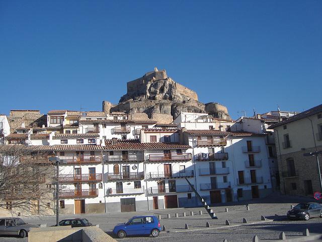 Morella - castell