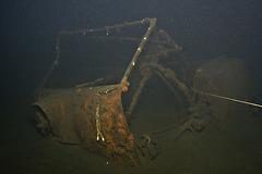 Unterwasserschrott IIIa - Scrap underwater IIIa