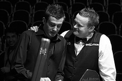 Paul Hunter Classics 2009 - After the final