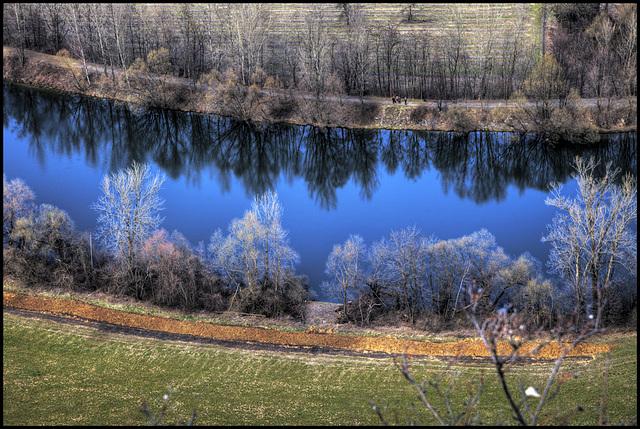 Blue Mur River