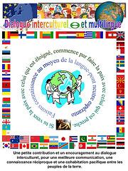 Interkultura kaj multlingva dialogo - en franca lingvo