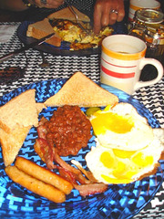 Petit déjeûner / Breakfast / Desayuno.