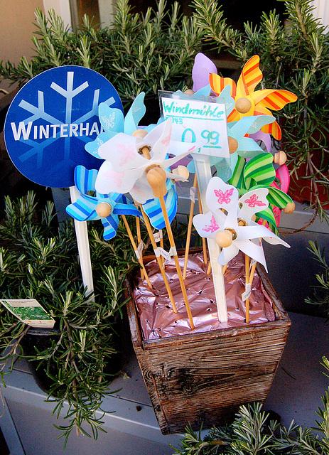 Vintroduraj ventradoj:) Winterfeste Windräder