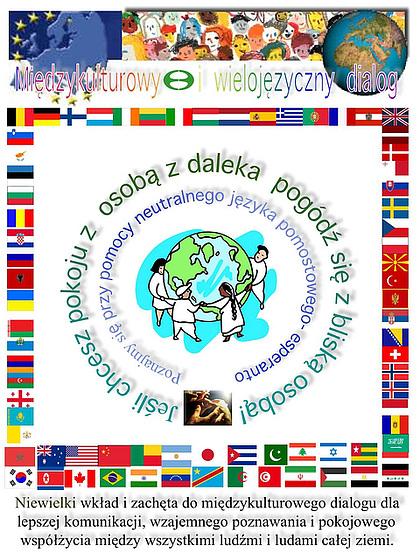 Interkultura kaj multlingva dialogo - en pola lingvo