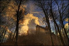 Castle Ruin Gösting