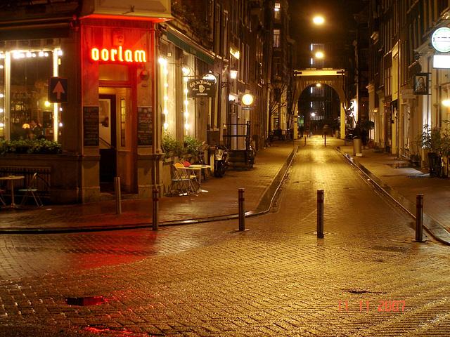 Amsterdam /Enter in Oorlam.....Bienvenue chez Oorlam......