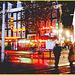 Amsterdam /  Le Monde nocturne / Night life - 10 novembre 2007.
