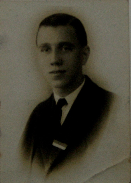 My Father as an Economics Science Student at the University of Porto (1)
