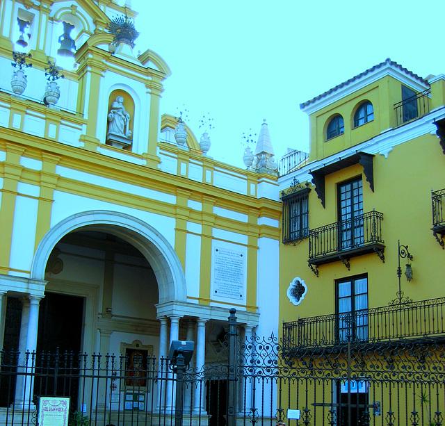 Sevilla, La Basílica de la Macarena