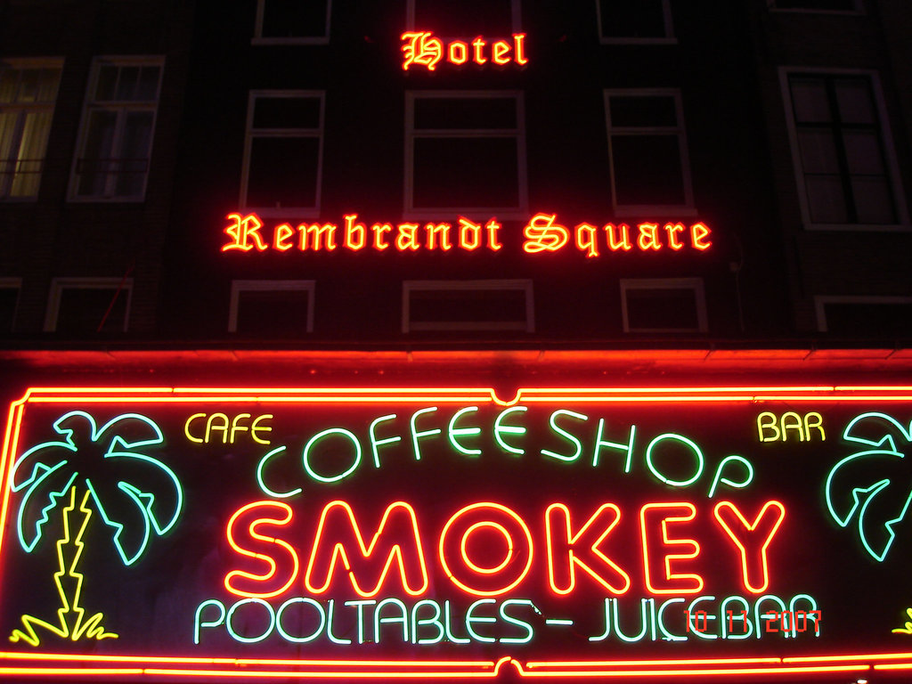 Amsterdam- Hotel Rembrandt Square- November 2007.