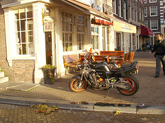 Hill Street Blues Coffee Shop & moto