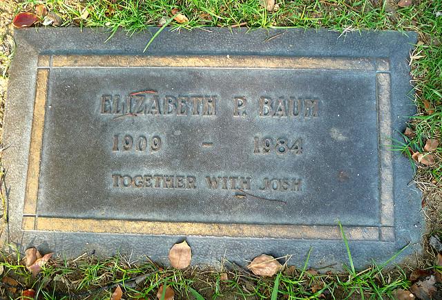 Baum, Elizabeth P. (2024)