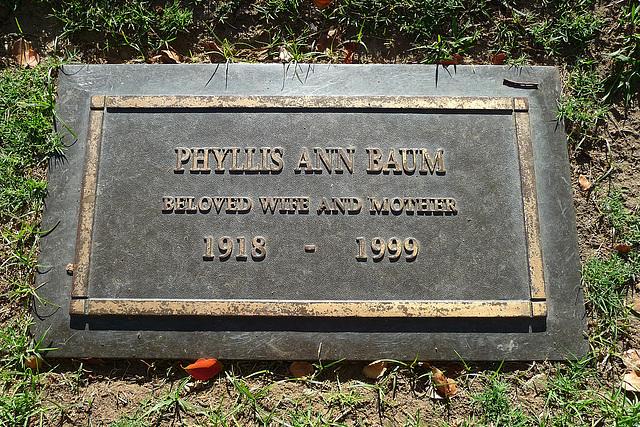 Baum, Phyllis Ann (2017)