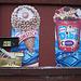 Frozen advertising & Mailboxes / Publicité glaçée et boîtes à courrier  !!  - Dépanneur du Québec .