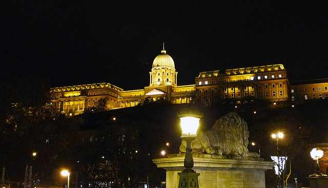 Budapest, Castle Hill