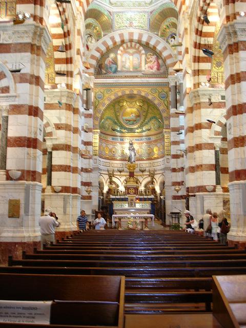 Marseille - 0608 - Notre Dame de la Garde