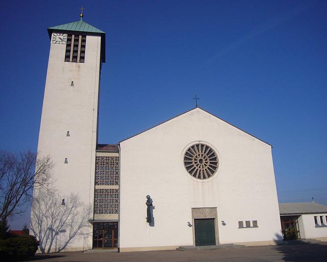 St.Barbara (Stadtpfarrkirche-r.kath.)