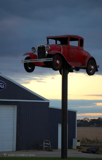 More Ford on a Stick