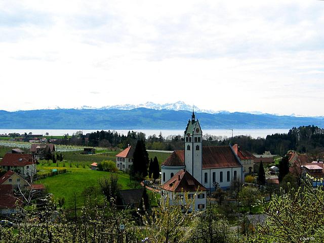 Gattnau am Bodensee