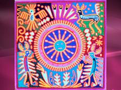 Textile Art, Mexique