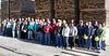 Group Photo at Begley Lumber Company