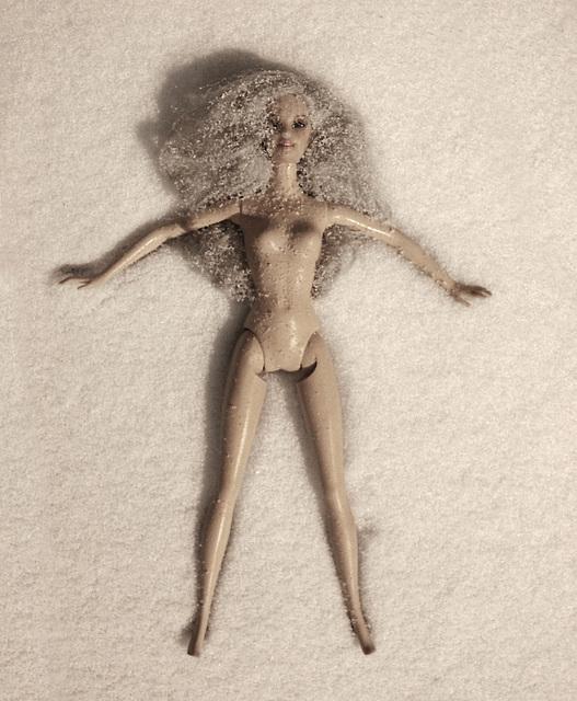 Frigid Barbie