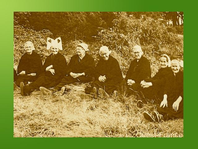 Grand-mères bretonnes