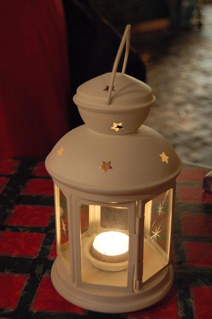 Simpla lanterno
