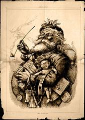 Le Père Noël est-il vraiment une ordure ?