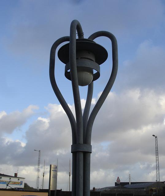 Lampe Hvide Sande