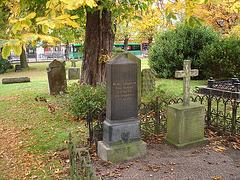 Helsingborg cemetery - Cimetière de Helsingborg-  Suède / Sweden - Jenny Duncan / 22 octobre 2008