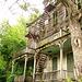 Living haunted mansion -  Maison hantée et habitée - Bennington- Vermont- USA- 06-08-2008.