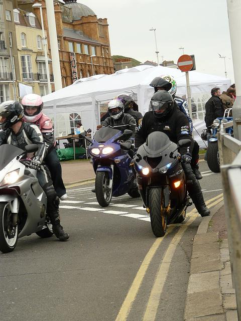 Hastings May Day Biker Run 22