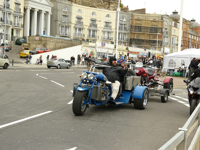 Hastings May Day Biker Run 23