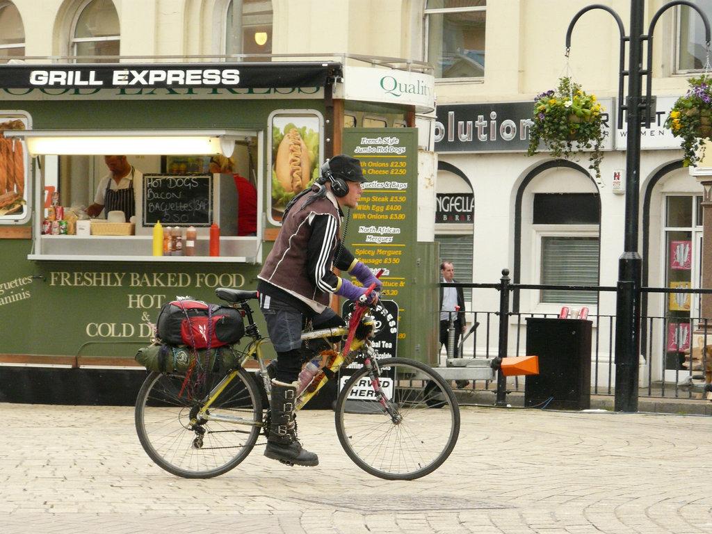 Hastings May Day Biker Run 33